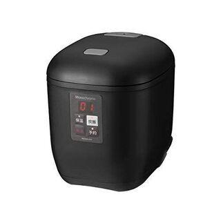 新品 モノクローム 小型 炊飯器 ライスクッカーミニ 家電 キッチン