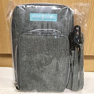 タテ型お財布ショルダーバッグ