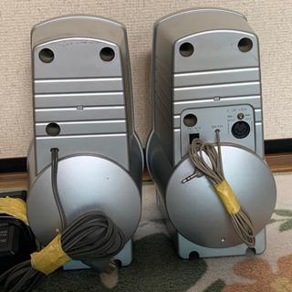 PC用スピーカー aiwa SC-M58