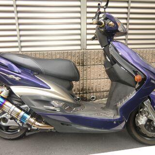 ヤマハ シグナスX125 FI 台湾仕様プレミアム SE465 美車