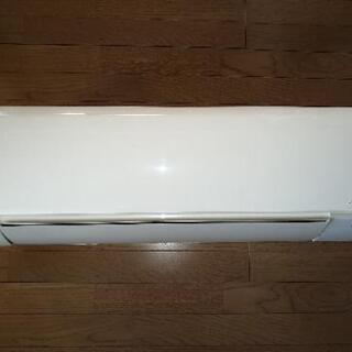 2013年製 日立 白くまくん 8畳 標準取り付け工事費込…