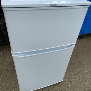 超お薦め品‼️ アイリスオーヤマ 冷蔵庫 90L 2019年