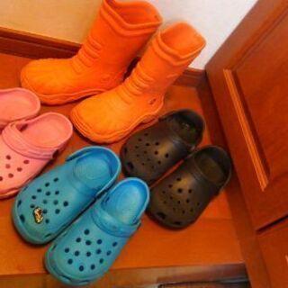 サンダル・長靴