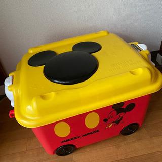 ミッキー   収納ケース  おもちゃ箱