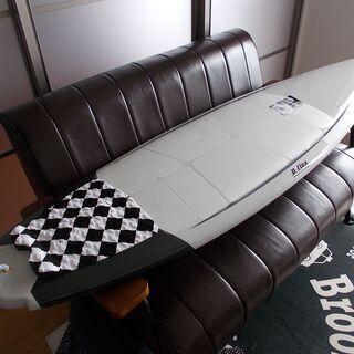 ☆未使用!☆ADVANCED アドバンス サーフボード 6'0 ...