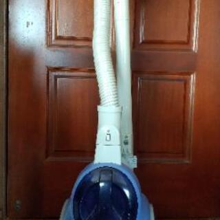 SHARPキャニスター掃除機 サイクロン式2004年製(2011...