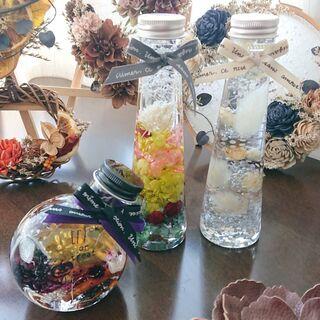 花冠かハ―バリウム作りとベビーマッサージ・ティータイ…