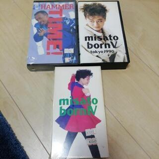 無料 VHS 3本セット