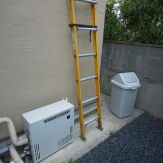 柱上用 FRP飛び付き梯子