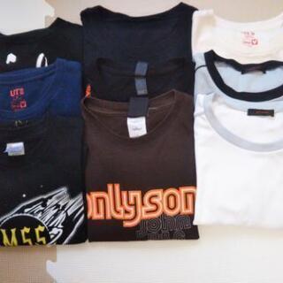 Tシャツ8点 サイズS-M