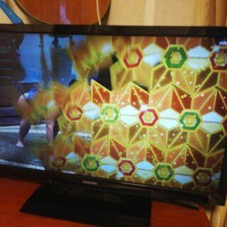 東芝REGZA 32型 テレビ