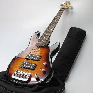 店113) G&L L-2500 エレキベース 5弦ベース Tr...