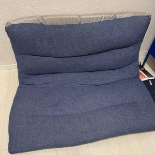 ニトリ 二人掛ソファ 座椅子タイプ