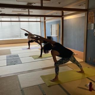 ゆったりフローヨガ☆武蔵浦和駅10/15 - スポーツ