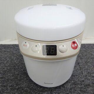 🍍コイズミ 炊飯器ライスクッカーミニ 0.5~1.5合 KSC-...