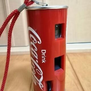 コカコーラ250mm缶のデザイン 缶型カメラ