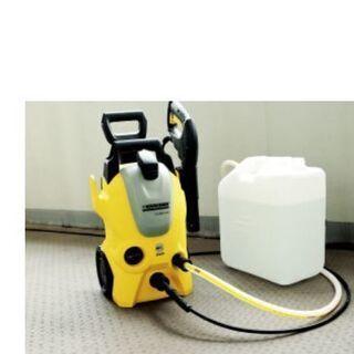 高圧洗浄機 K 3 サイレント ベランダ(東日本/50HZ地域用)