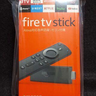 未使用・未開封! Amazon fire tv stick Al...