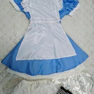 ハロウィン衣装 不思議の国のアリス