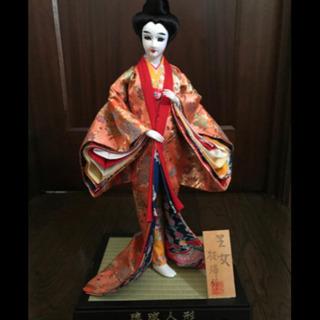 琉球人形 差し上げます