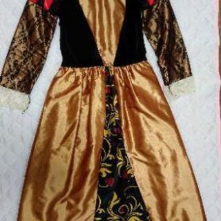 ハロウィン衣装 不思議の国のアリス 赤の女王