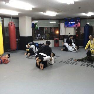 ブラジリアン柔術をはじめてみましょう!