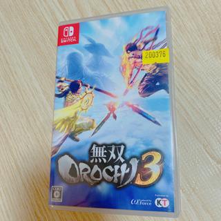 無双OROCHI Switchソフト