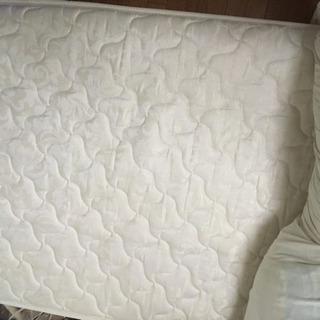 シングルベッド厚み20cm