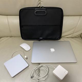 MacBook Pro (Retina, 15-inch, La...