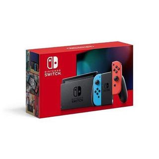 Nintendo Switch《スイッチ/本体/ネオン》お売りします