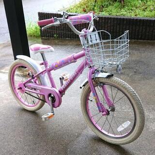 【取引中】子供用 18インチ 自転車