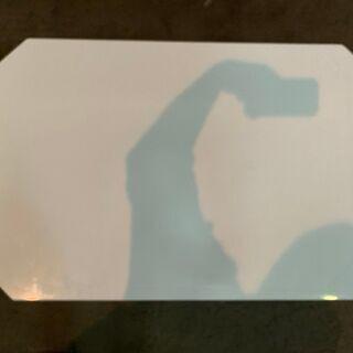 DCM キズ・汚れがつきにくいテーブル DCM-FVK9060 WH 格安 - 札幌市