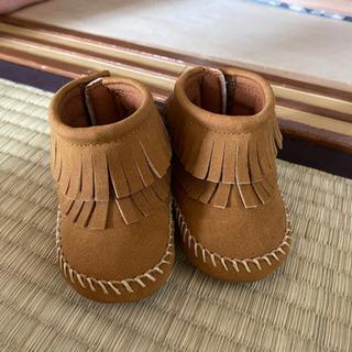 ほぼ未使用の赤ちゃん靴❣️