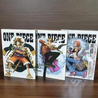 ONE PIECE logcollection 3点