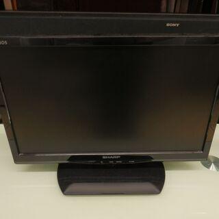 液晶テレビ 19インチ シャープ LC-19K90 2014年製