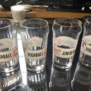 ジムビーム グラス 6つセット