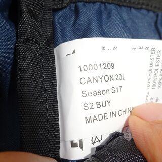 DAKINE Canyon 20L Backpack - 売ります・あげます