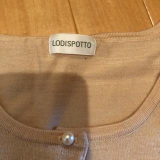 定価¥4,400円 美品LODISPOTTO レディースM カーディガン - 千歳市