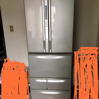 冷蔵庫両開き‼️