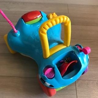 playskool 手押し車 子ども おもちゃ