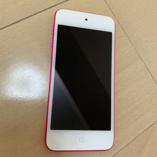 【美品】iPod touch 第6世代 128GB ピンク