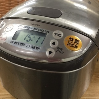 2014年製 1,000円 ZOJIRUSHI 象印 マイコン炊...