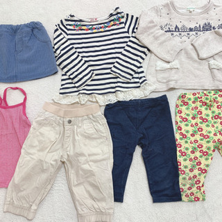 子供服100㎝ 7点セット