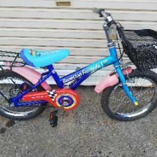中古自転車201 ベネトン子供用