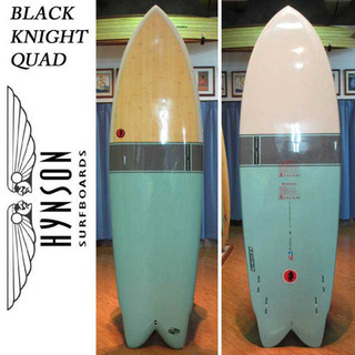 HYNSON サーフボード Black Knight Qu…