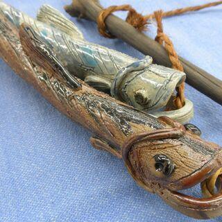 魚の吊り飾り インテリア 和風 古民家 札幌 西岡店 − 北海道