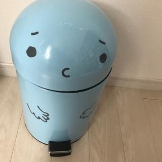 ペール式ゴミ箱