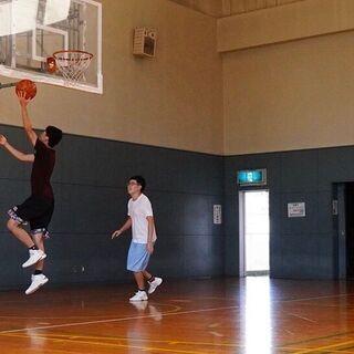 湘南で定期的にバスケをやっています!参加者募集中!