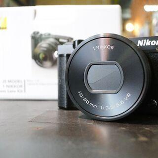 NIKON J5 標準パワーズームレンズキット  別売り充電池1...