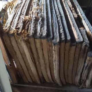 畳 畑の肥料 16枚